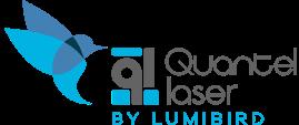 Quantel Technologies logo.