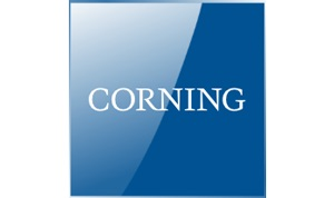 Corning Incorporated - Advanced Optics logo.