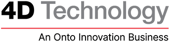 4D Technology logo.