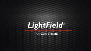 LightField The Power of Math