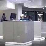 New Modern Visitor Center at PI
