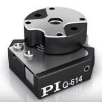 PI Offers Q-Motion® Miniature Rotation Stage Q-614