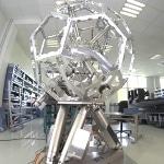 Double Hexapod PKM System for Synchrotron X-ray Spectroscopy