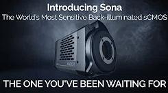 Video to Show a SCMOS Camera for Fluorescence Microscopy